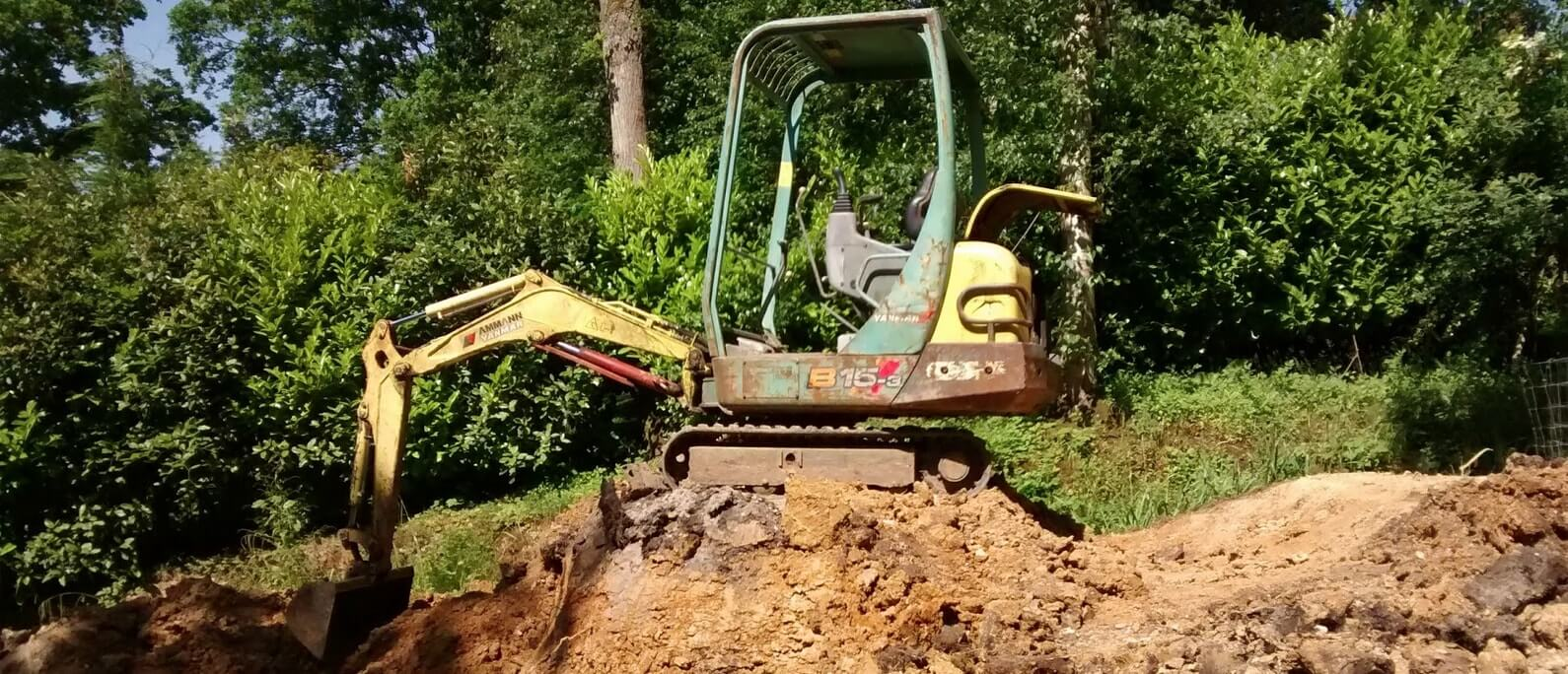 Tunbridge Wells Digger Hire